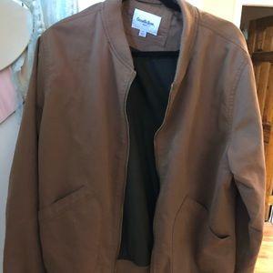 Goodfellow & Co. men bomber jacket L